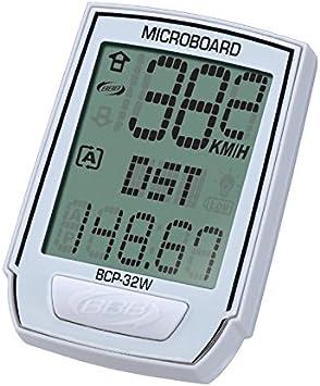 BBB 2909613217 Ciclocomputador cuentakilómetros inalámbrico de ...