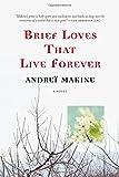 Brief Loves That Live Forever: A Novel
