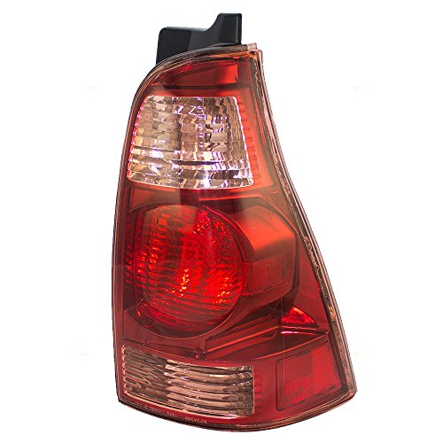 Passengers Taillight Tail Lamp Replacement for Toyota SUV 81551-35310 AutoAndArt