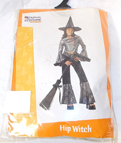 Sassy Diva Witch Costume Dress-up Dress 8-10 (Witch Costume For Kids Sassy)
