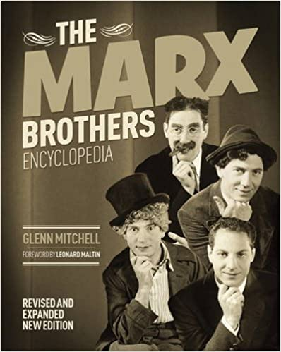 Download online The Marx Brothers Encyclopedia PDF, azw (Kindle)