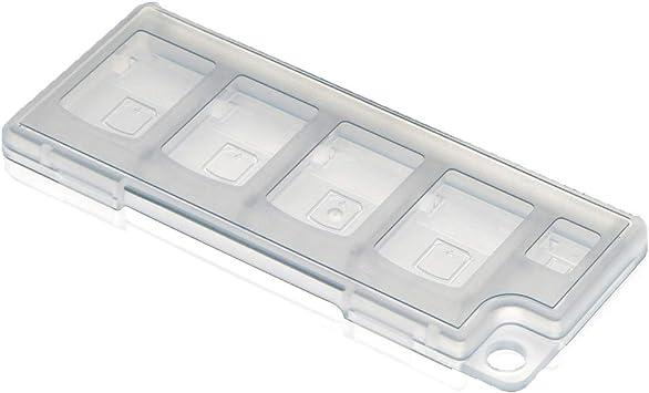 Caja de Almacenamiento de Tarjeta de Juego 10 En 1 para Interruptor de Nintendo Accesorios: Amazon.es: Electrónica