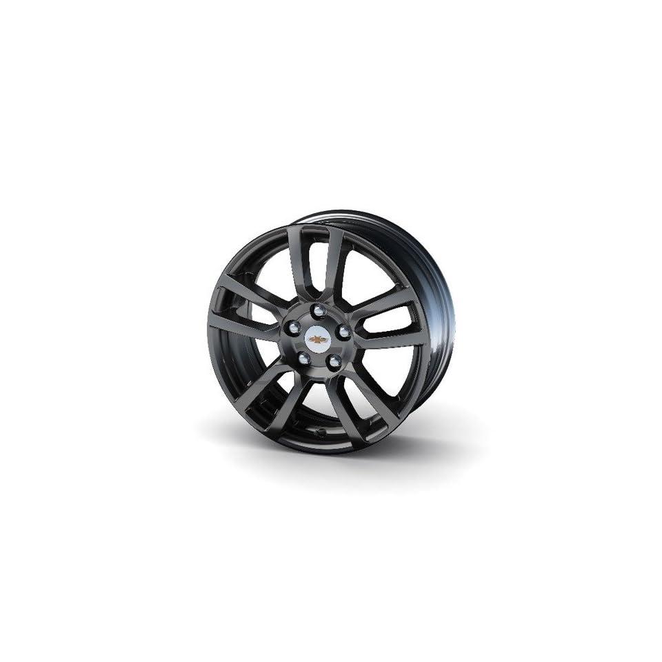 2012 2014 Chevrolet Sonic 16 Black Rim Wheel Package By Gm 19259634 Ja973