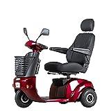 Scooter Eléctrico B1320 BH Mobile. Velocidad entre 1-10 km/h. Pendiente Máxima Superable: 13 grados (23%).
