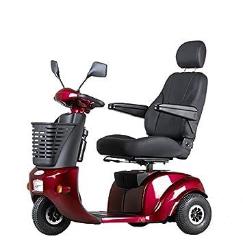 Scooter Eléctrico B1320 BH Mobile. Velocidad entre 1-10 km/h. Pendiente Máxima Superable: 13 grados (23%).: Amazon.es: Coche y moto