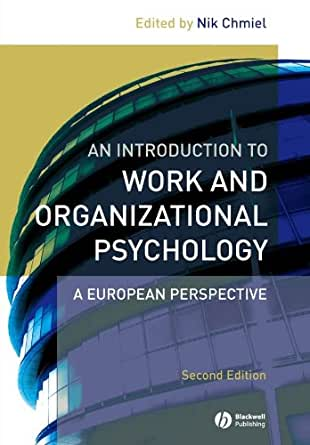 how to become an organizational psychologist in europe