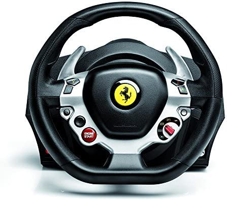 THRUSTMASTER TX Racing Wheel Ferrari 458 italia Edition XBOX ONE ...