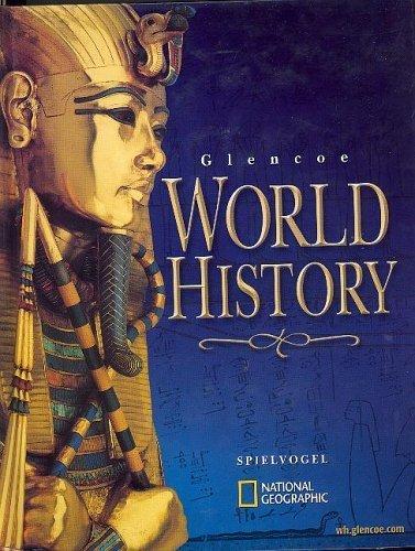 Glencoe World History, Teacher Wraparound Edition