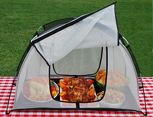 Picnicpal Pp 100 The Food Protecting Picnic Size Tent New