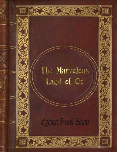 L. F. Baum - The Marvelous Land of Oz (The Oz Books #2) pdf epub