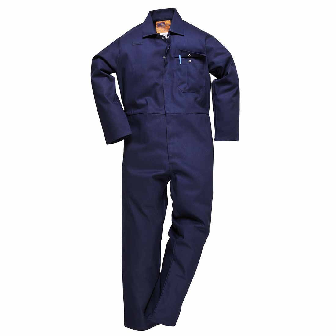 Portwest C030 - CE SafeWelder boilersuit, color Armada, talla 3 XL: Amazon.es: Industria, empresas y ciencia