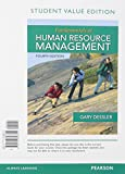 Fundamentals of Human Resource Management, Student Value Edition Plus MyManagementLab with Pearson eText -- Access Card Package (4th Edition)