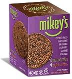 english muffin bread - Paleo Bread, English Muffins, Cinnamon Raisin, 4 Per Box (2 Pack)