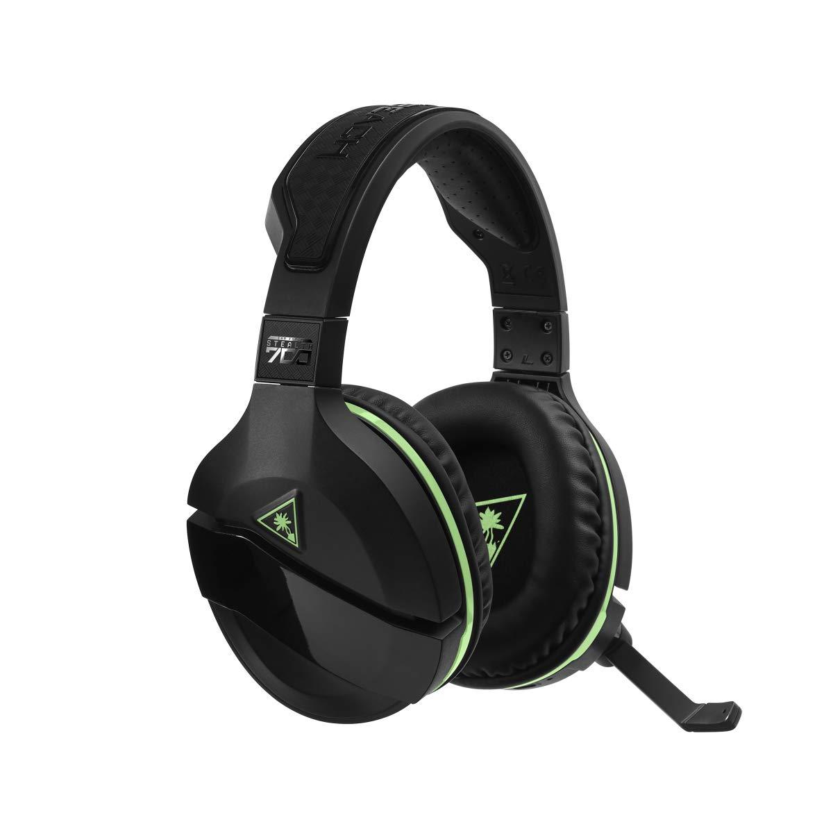 Turtle Beach Stealth 700 Premium Wireless Surround Sound Gaming Headset - Xbox One by Turtle Beach