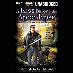 A Kiss Before the Apocalypse Audiobook