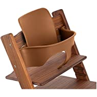 Stokke Tripp Trapp Chair Baby Set, Walnut Brown
