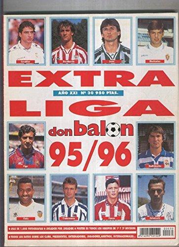 Don Balon extra numero 30: liga 95/96: Amazon.es: Varios: Libros