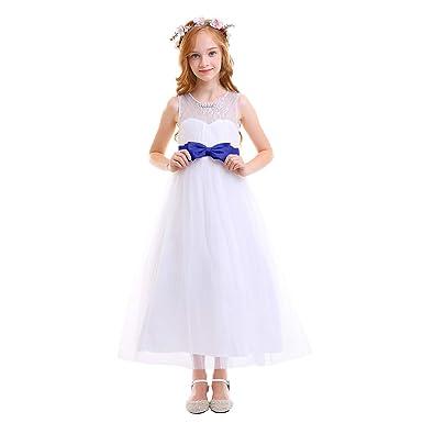 Prinzessin Kleid Elegante Kinder Obeeii Festlich Mädchen jSqzVGLUpM