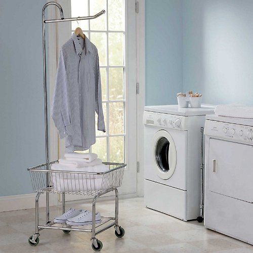 Rolling Laundry Center by HI