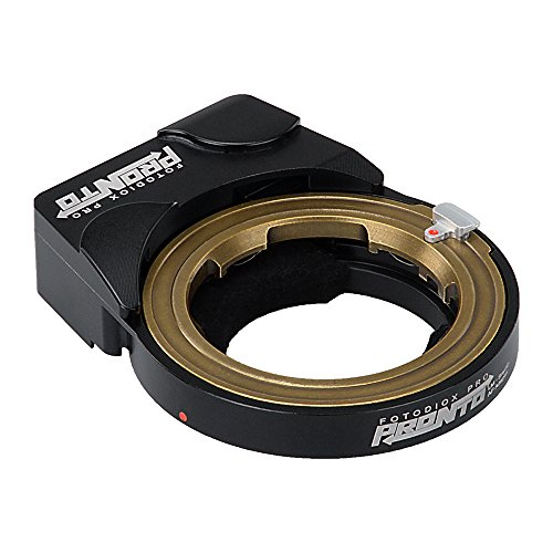 Fotodiox Pro PRONTO Adapter - Leica M Mount Lens to Sony E-Mount Camera Autofocus Adapter by Fotodiox (Image #1)