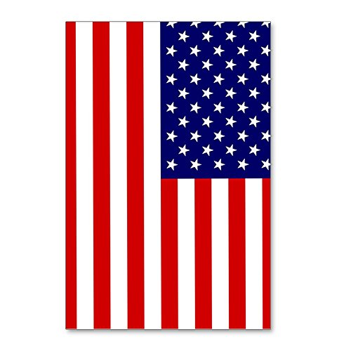 CafePress - American Flag - Postcards (Package of 8), 6