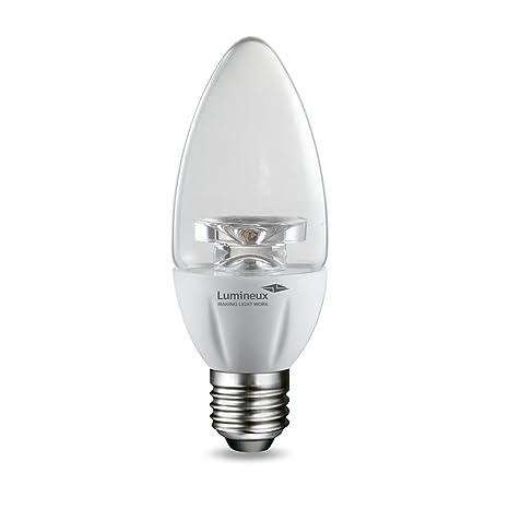 Lumineux - Bombilla LED graduable de bajo consumo (5 W equivalentes a 40 W)