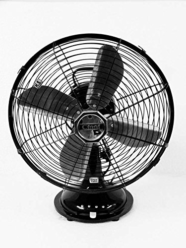 Groovy Cinni 300 Mm Table Fan Oscillating High Speed Black Home Interior And Landscaping Pimpapssignezvosmurscom