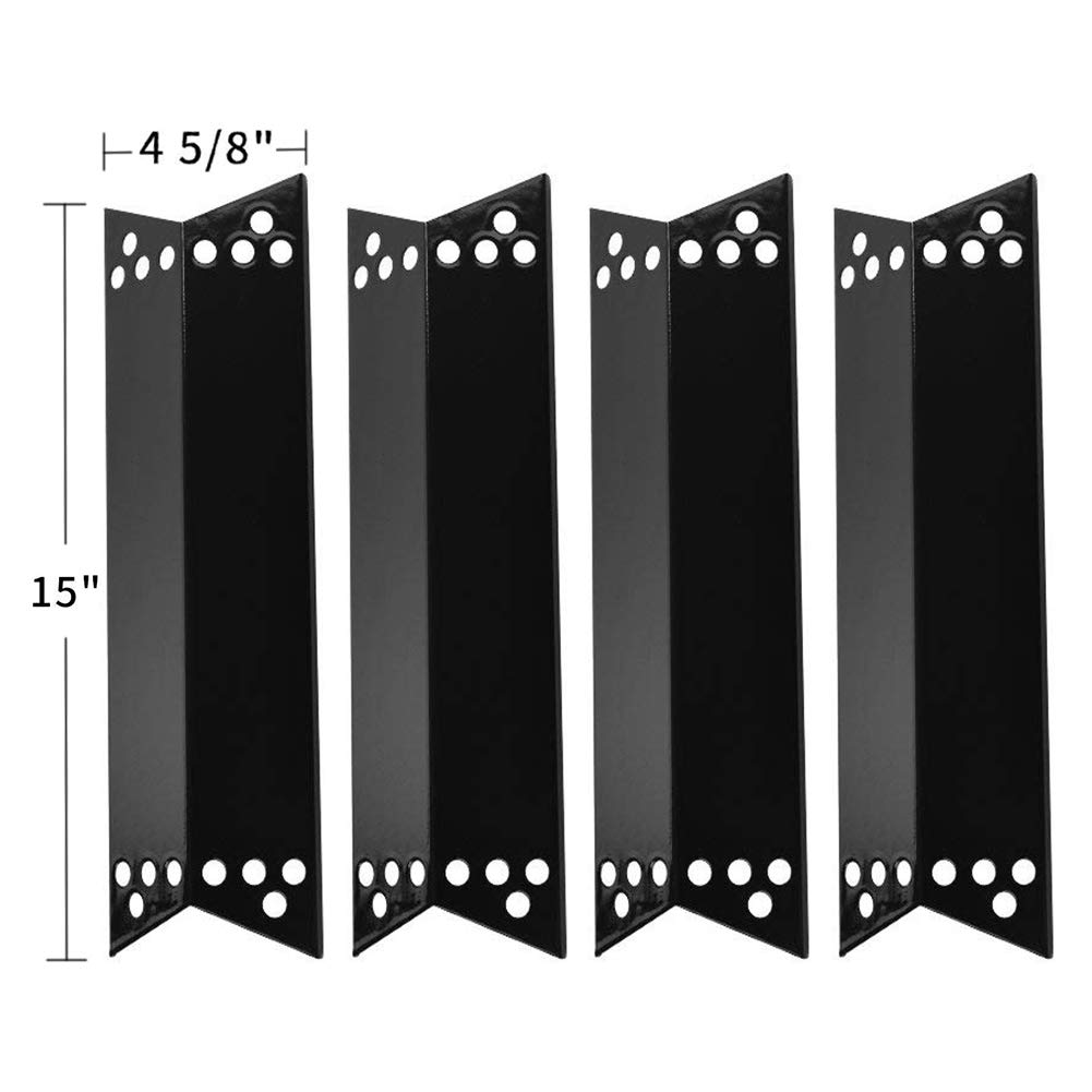 SHINESTAR 17-1//4 x 13-1//4 Grill Grate Replacement for Charbroil 463411512 Kenmore 122.16134110 Porcelain Steel Cooking Grate 720-0773 SS-KW009 463411911 Master Forge 1010037 Nexgrill 720-0719BL