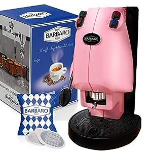 CAFFE' BARBARO Napoli 100 Cialde Miscela Blu Cremoso napoli carta filtro 44 mm