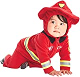 Carters Baby Boys Fire Fighter Fireman Costume, (Red)