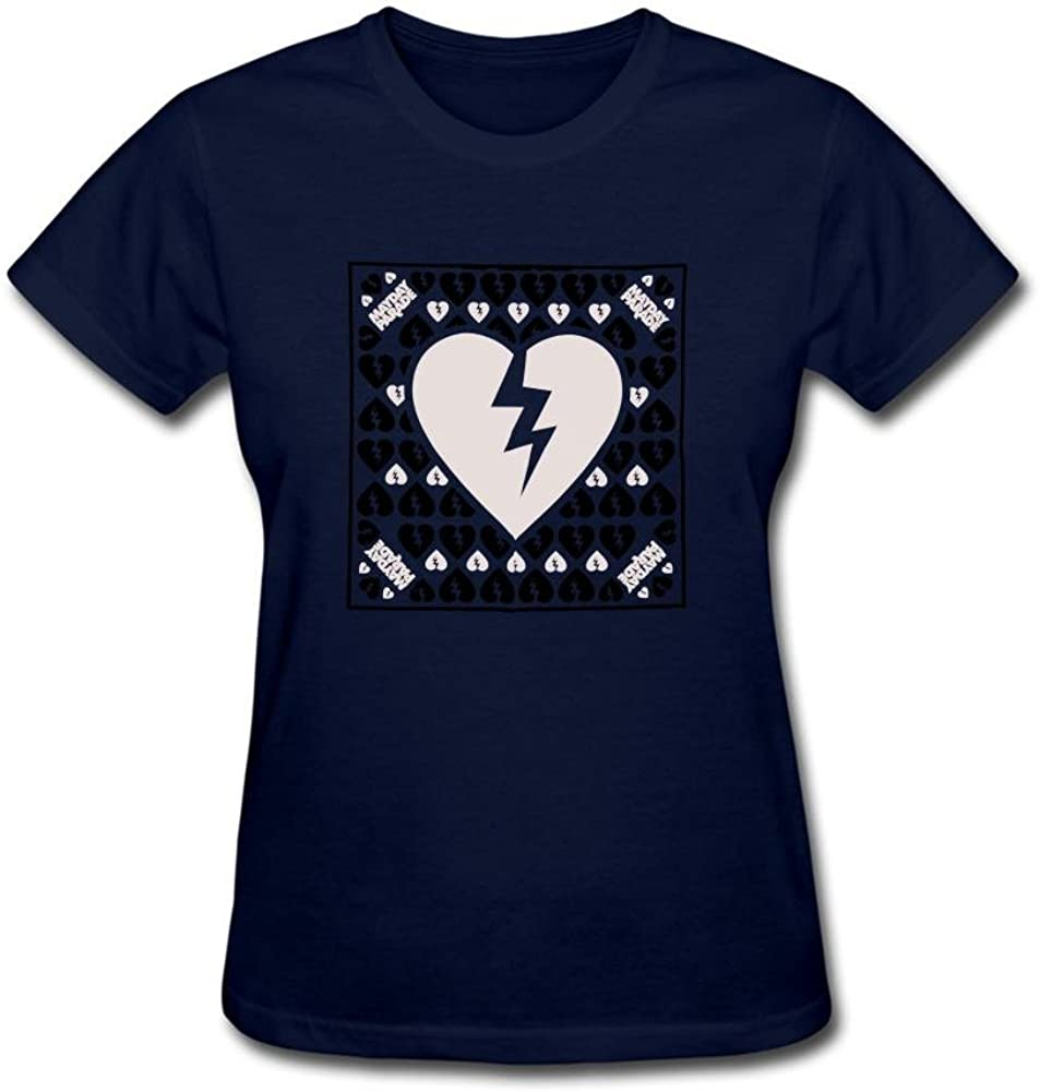 Kettyny Mayday - Camiseta de Manga Corta para Mujer (algodón), diseño de Desfile