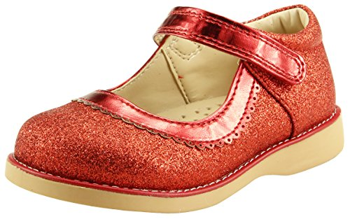 Cheap Mary Janes (The Doll Maker Girl`s Glitter Mary Jane-)