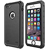 iPhone 5 5S SE Waterproof Case, iThrough 【NEW】iPhone 5 5S SE Underwater Case/2M, Shockproof Dirtproof Snowproof Rain Proof, Heavy Duty Full Protection Phone Case Cover for iPhone 5 5S SE