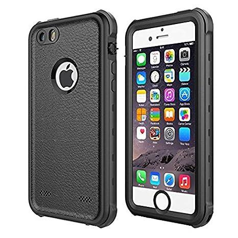 iPhone 5S Carcasa Resistente al agua, ithrough ™ iPhone 5 Móvil resistente al agua, resistente al polvo, nieve Defensa, antigolpes móvil, de alto ...