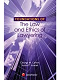 img - for Foundations of the Law and Ethics of Lawyering book / textbook / text book