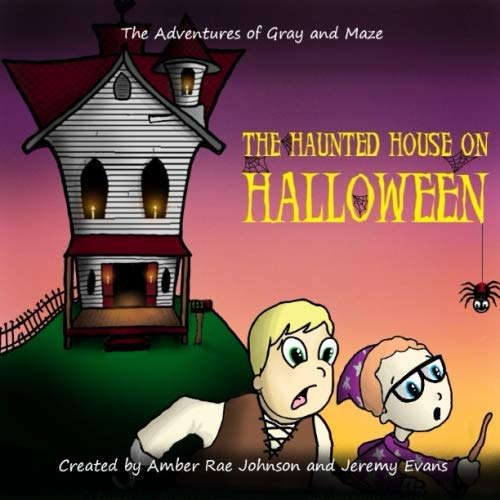 Fantasias Halloween Juvenil (The Haunted House on Halloween (The Adventures of Gray and)