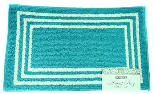 DINY Home & Style Accent Rug Rectangle Boxes Design 17