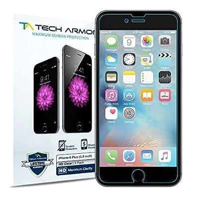 "Tech Armor Apple iPhone 6S / iPhone 6 (4.7"") Screen Protector"
