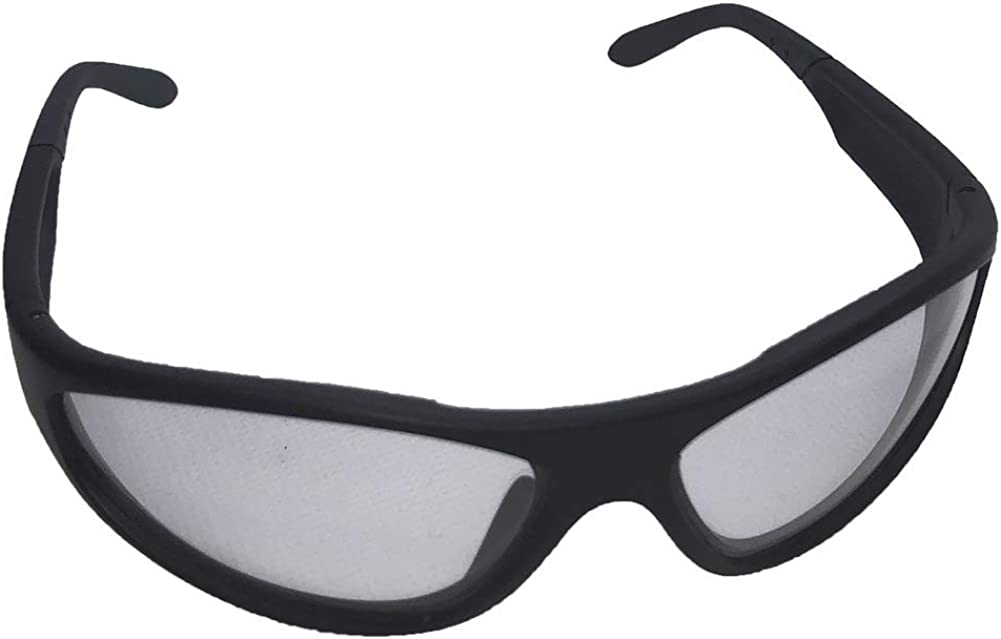 MEXCO Clear Safety Goggles Workplace Eye Protective Wear Labour Working Protective Glasses Wind Dust Anti-Fog Medical Use Glasses