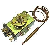 Delfield 2193984 Thermostat D1 Bulb 3/8 X 3 Temp 200-500 Cap 48 Delfield Foodwarmer N8873 461345