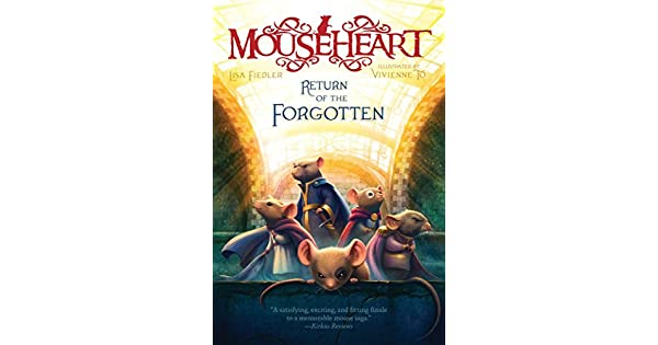 Amazon.com: Return of the Forgotten (Mouseheart ...