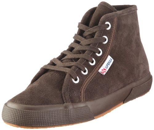 Superga 2095- SUEU, Zapatillas de deporte Unisex Marrón (Braun/Full Dark Chocolate)