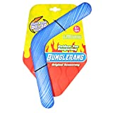 Boomerang, Aerodynamic V Shaped EVA Boomerangs Throw Catch Toy Gifts for Kids and Adults