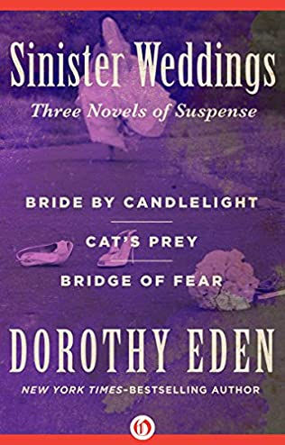 book cover of Sinister Weddings