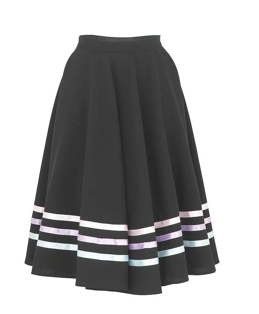 Little Ballerina RAD Approved Character Skirt, Pastel Colours