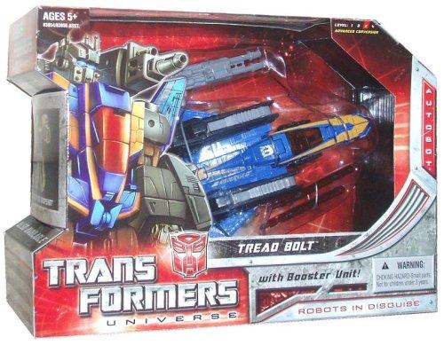 Transformers Universe Voyager Class Autobot Figure Tread Bolt