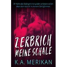 Zerbrich Meine Schale (gay romance) (German Edition)