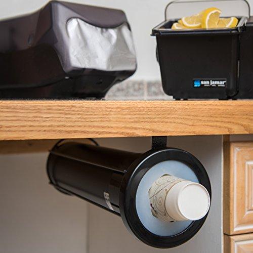 Amazon.com: San Jamar C2210SM EZ-Fit Cup Dispenser 18-Inch Surface Mount: Industrial & Scientific