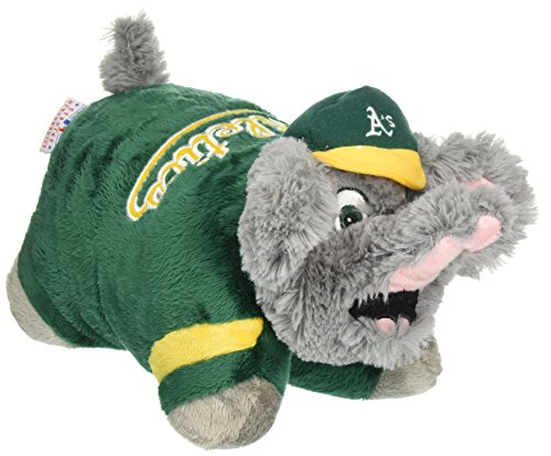 MLB Oakland Athletics Mini Pillow Pet