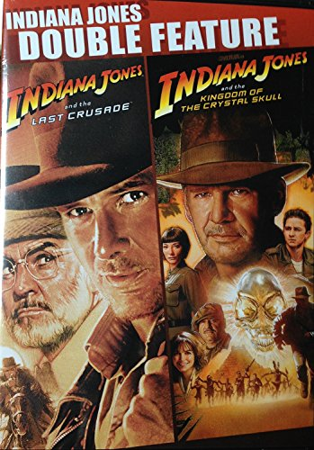 Indiana Jones and the Last Crusade / Indiana Jones and the Kingdom of the Crystal Skull - Double Feature (Indiana Jones Crystal Temple)